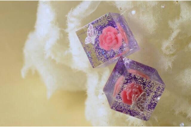 レジン 花